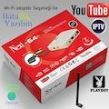 NEXT 64 HD ÇANAKSIZ UYDU ALICI + İnternet TV Wifi Alıcı Yeni ☑️