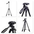 Tripod Video Kamera Fotoğraf Makinesi ve Cep Telefonu Uyumlu 3110