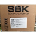 Sbk Sarıbekir Marka 82 Mm 10 Adet Konserve Kavanoz Kapağı