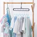 Dolap İçi Düzenleyici Elbise Gömlek Askısı Askılık