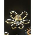 Modern Plafonyer Led Avize Concept Ürün Çift Renk Sarı-Beyaz