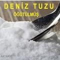 1 Kg. Öğütülmüş Deniz Tuzu İnce - Bol Mineralli Ücretsiz Kargo