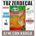 Toz Zerdeçal - BAĞDAT BAHARAT - 1000 Gram - 1 Kg