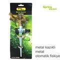 Metal Kazıklı Otamatik Fiskiye SPRİNG GARDEN