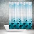 Prado Stone Banyo Duş Perdesi 180x200 ASKI HEDİYELİ