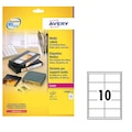 Techno-Outlet Avery L7666 Etiket 70x52 (250 adet)