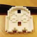 8 Bit Pacman Kurabiye Kesici Kalıbı  Şeker Hamuru Oyun Hamuru Kal