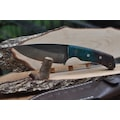 Hakiki Trabzon Sürmene el yapımı,dövme av ve kamp bıçağı.