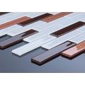 Mutfak Tezgah Arası Kristal Cam Mozaik FBH 4046