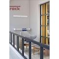 RACK Kapaklı Çamaşır Kurutma Askısı Çamaşırlık Kurutmalık  RCK-80