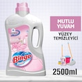 Bingo Temzilik Paketi Deterjan 9 KG + Yumuşatıcı 5 L + Sıvı Deterjan 4 KG + Yüzey Temiz. 2.5 L