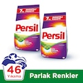 Persil Expert Color Toz Çamaşır Deterjanı 46 Yıkama 2 x 7 KG