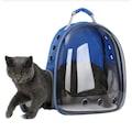 Şeffaf Astronot Kedi Köpek Taşıma Çantası