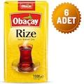 OBAÇAY Rize Sarı Kuşak Çay 1 Kg (6 Adet)