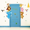 Sevimli Dostlar Bebek ve Çocuk Odası Dekorasyonu