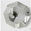 Ayna Fabrikası Marissa Model Duvar Dekoru Flotal Ayna 60
