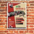✅ Afiş Poster Baskı Adetli Toplu 105gr Kuşe Kağıt En Uygun Fiyat