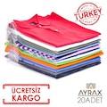 Ayrax Tişört  Düzenleyici ORGANİZER 20li Paket