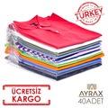 Ayrax Tişört ve Eşarp Düzenleyici ORGANİZER 40lı Paket