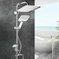 Vilas Fancy Robot Duş Sistemi Yağmurlama Tepe Duş Seti