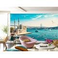 İstanbul Ortaköy Cami Manzarası Duvar Kağıdı