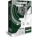 500 Lü 1 Koli (2500 Sayfa) Impulse A4 80 Gr Fotokopi Kağıdı