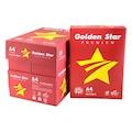 Golden Star A4 Fotokopi Kağıdı 80 gr 1 Koli (5 Paket-2500 sayfa)