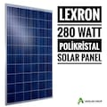 280 Watt Lexron Polikristal Güneş Paneli