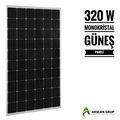 Lexron 320 Watt Monokristal Solar Güneş Enerji Paneli