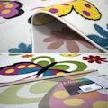 Payidar Roya C250 Kelebekli Modern Halı 150x233 cm