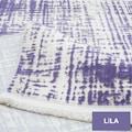Payidar Vaveyla 1423B Ador Desen Lila-Mavi-Gri Modern Halı