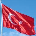 Türk Bayrağı Raşel Kumaş Tüm Boylar