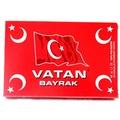 Vatan Türk Bayrağı Alpaka Kumaş 500x750 cm - 5 metre x 7,5 metre