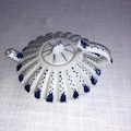El boyaması, mavi beyaz Çin Porseleni Çaydanlık