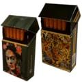 Sigara Kılıfı Karton Tabaka FireRoy SERİ A MODEL BOX 60 lı