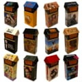 Sigara Kılıfı Karton Tabaka FireRoy SERİ A MODEL SELENDER 24 LÜ