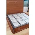 YILBAŞI 2020 Özel Çikolata Kutusu İsme Özel Baskılı Çikolata