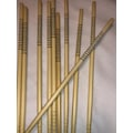 Orjinal Japon Bambu Chopsticks - 5 çift