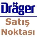 DRAGER Yarım Yüz KİMYASAL GAZ MASKESİ ABEK1 ZEHİRLİ GAZ FİLTRESİ