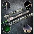 Lazer Askeri  Pointer ŞarjIı Uzun Menzilli Lazer Yakıcı Işık