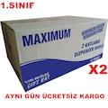 Maximum Z Katlama Dispenser Havlu 120'li 24 Paket