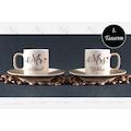 14 Şubat Sevgililer Günü Hediyesi İsme Özel Kahve Fincanı