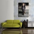 Atatürk Takım Elbiseli Boy Resmi Kanvas Tablo TBL1215