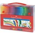 Faber Castell Eğlenceli Keçeli Kalem Boyama Seti 60 Renk