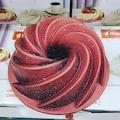 Penguen Döküm Kek Kalıbı 26 Cm