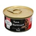 Chefs Choice Tuna Balıklı Tahılsız Kısır Kedi Konservesi 85 Gr