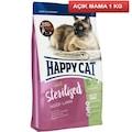 Happy Cat Sterilised Kuzu Etli Kısır Kedi Maması 1 Kg AÇIK