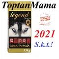*LEGEND GOLD 15kg Kuzu Etli Yetişkin, Yavru Köpek Maması 15 kg
