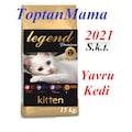 LEGEND GOLD Kitten Yavru Kedi Maması 15kg Yavru Kedi Maması 15 kg