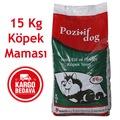 Pozitif Dog Köpek Maması, Kuzu Etli ve Pirinçli, 15 Kg